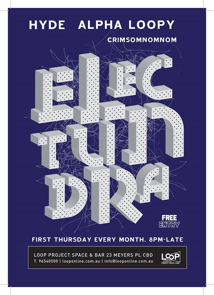 Electundra Audio Visual Sessions Loop Loop Project Space & Bar